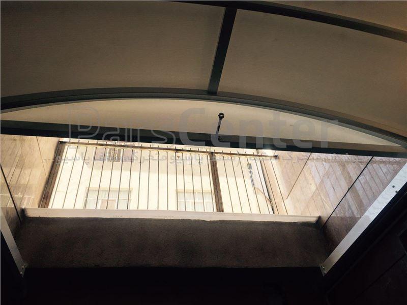 اجرای سقف پاسیو ثابت (کد S1 امیرآباد شمالی)