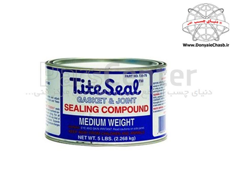 چسب آبندی فلنج و رزوه  Tite Seal  آمریکا
