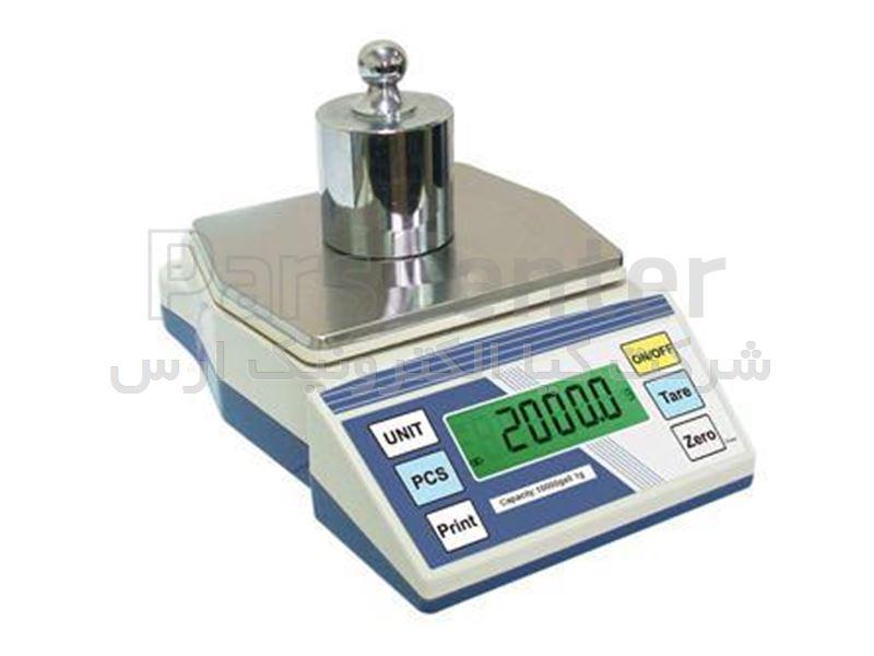 ترازوی آزمایشگاهی صنعتی 3کیلو گرم KSL
