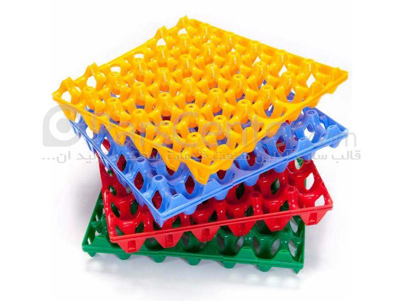ساخت قالب تزریق پلاستیک شانه پلاستیک تخم مرغ
