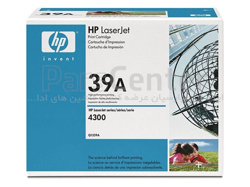 کارتریج لیزری مشکی HP Q1339A