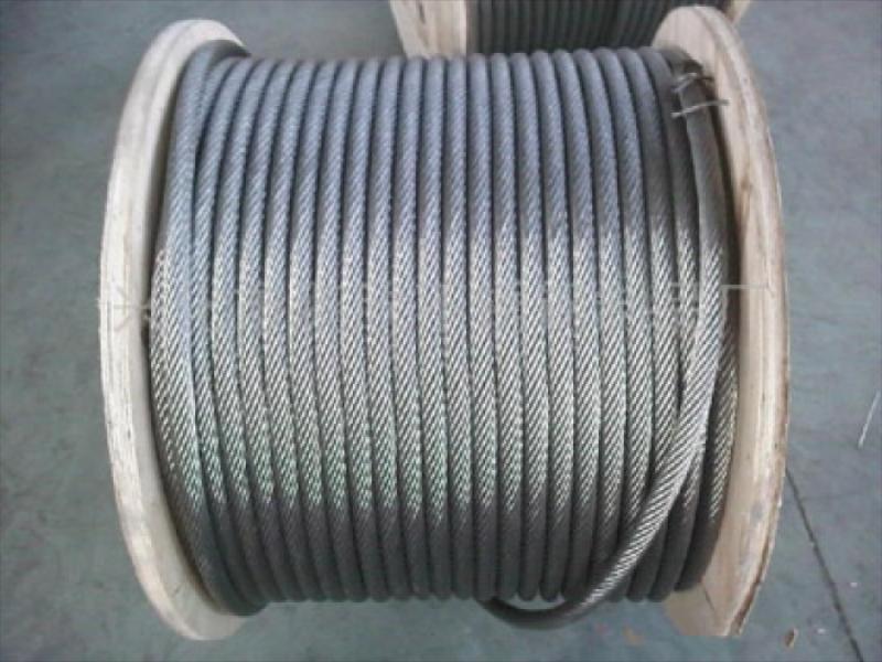 Specific core wire rope سیم بکسل خاص