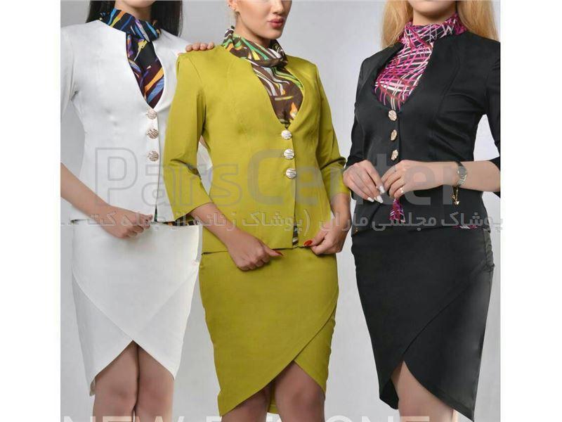 کت و دامن زنانه(سه پی اس) سایز 38