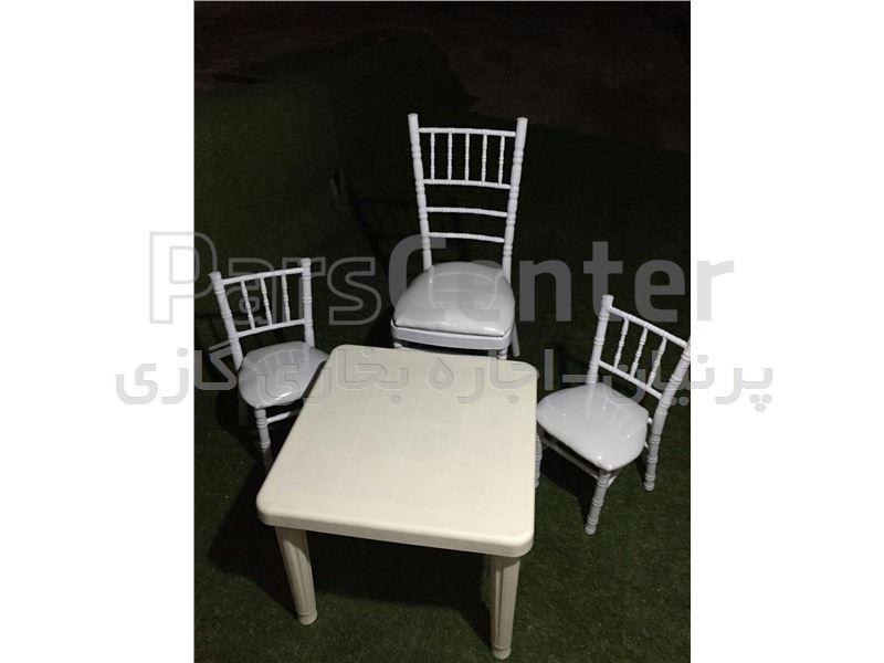کرایه میز و صندلی بچه برای جشن ها