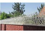 حفاظ شاخ گوزنی کرمی مدل 50*50