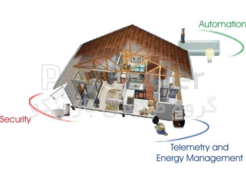 سیستمهای هوشمند سازی ساختمان بارین دژ