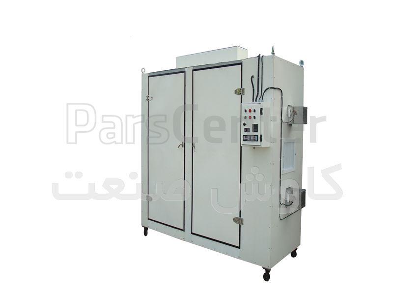 دستگاه خشک کن کابینتی KS-724