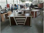 میز کارمندی سایز160  با ال هم سطح