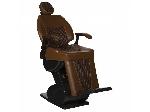 صندلی میکاپ برقی زنانه روکش vip
