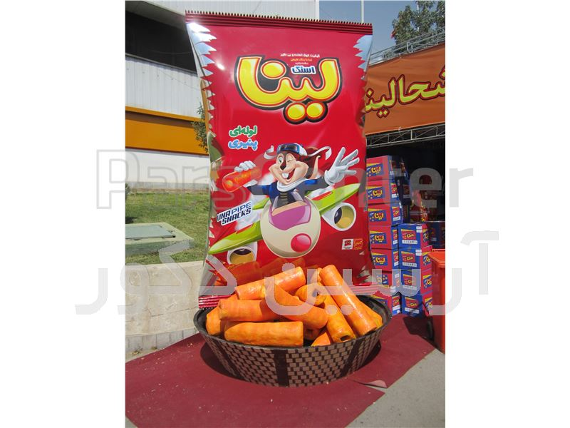 ساخت ماکت های غذایی و تبلیغاتی
