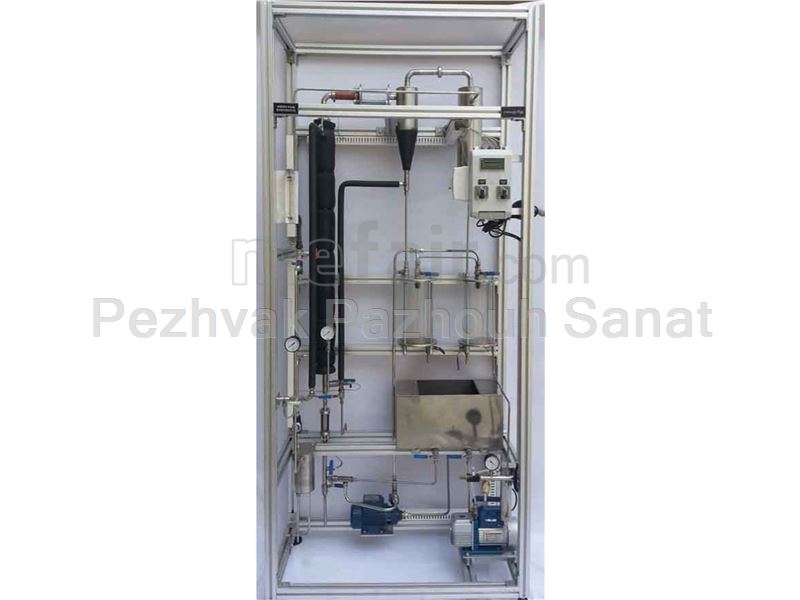 Rising Film Evaporation Unit