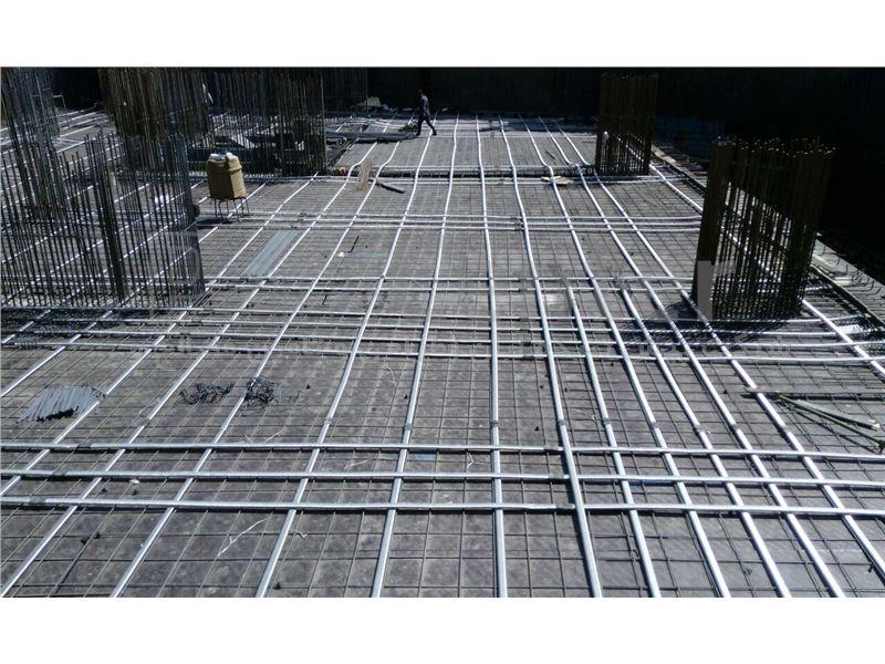 پروژه پارکینگ طبقاتی ورامین