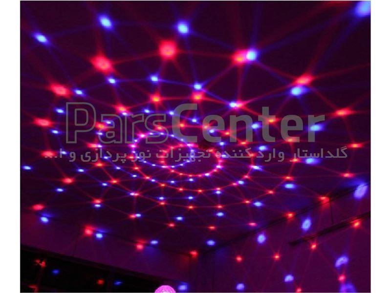 نیم کره نور پردازی فول کالر LED