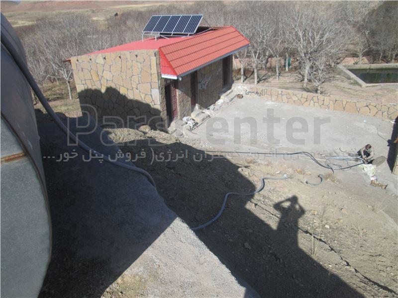 پمپ خورشیدی 1.1.4 اینچ 33 متری