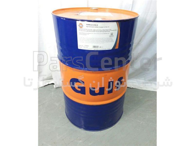 روغن صنعتی دنده Gulf Synthetic Gear Oil 460