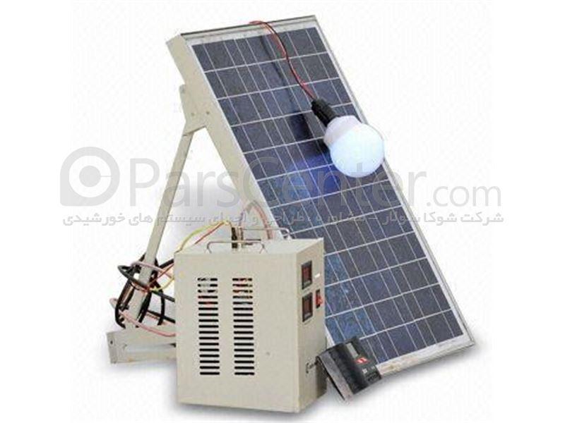 پکیچ تولید برق خورشیدی