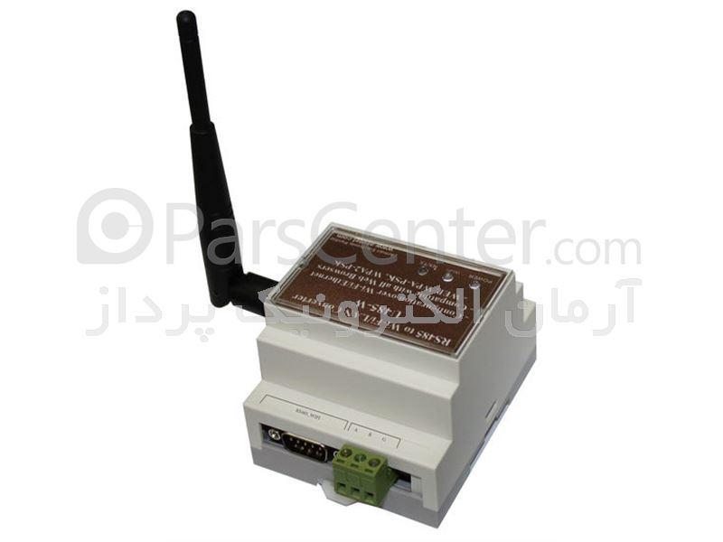 مبدل پورت RS485 به Wi-Fi و Ethernet
