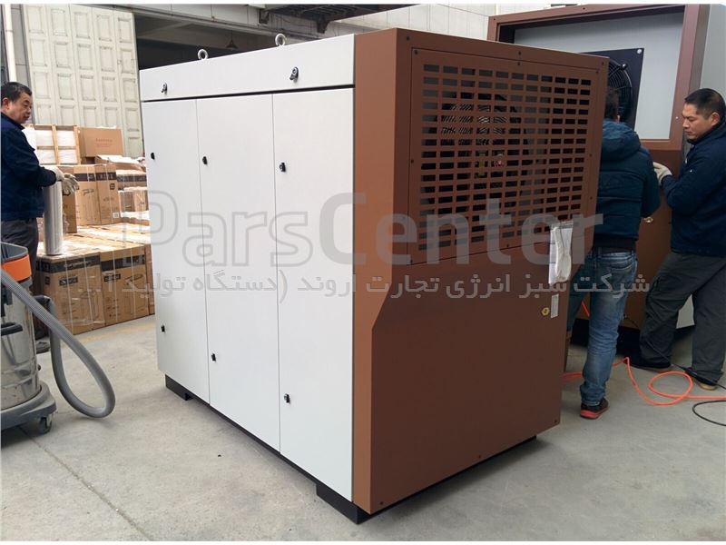 دستگاه تولید آب از هوا  500 لیتر روزانه - سبز انرژی