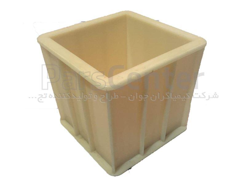 قالب فلزی | فروش قالب نمونه گیری بتن - قالب فلزی... قالب نمونه گیری بتن 15 در 15 یک تکه - محصولات آزمایشگاه مقاومت .