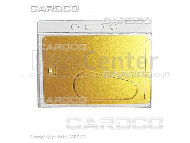 جاکارتی کارت پی وی سی خشک