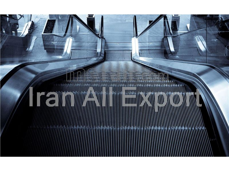 Escalator and accessories from Iran to Turkmenistan