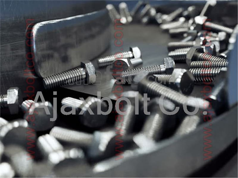 Exporting Hex bolts and nuts From Iran