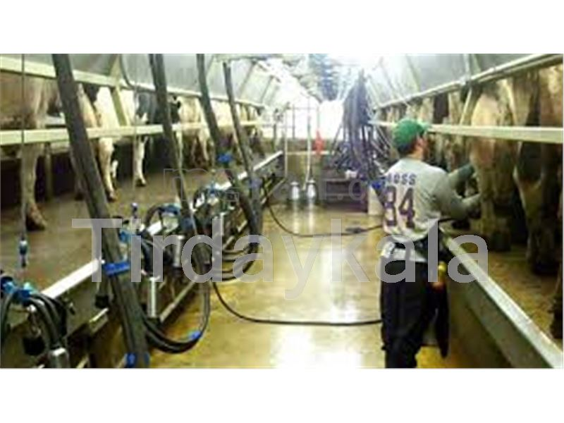 Rubber Air tube for milking machine