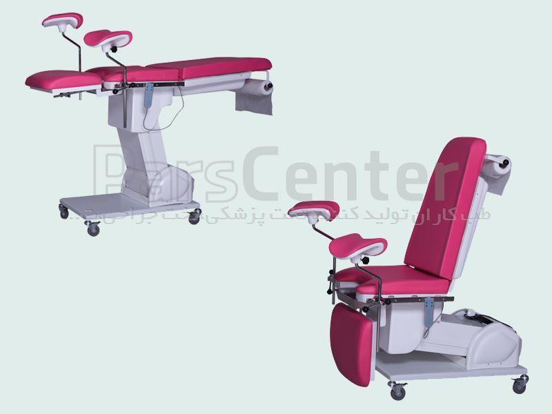 صندلی سونوگرافی  مدل GM2
