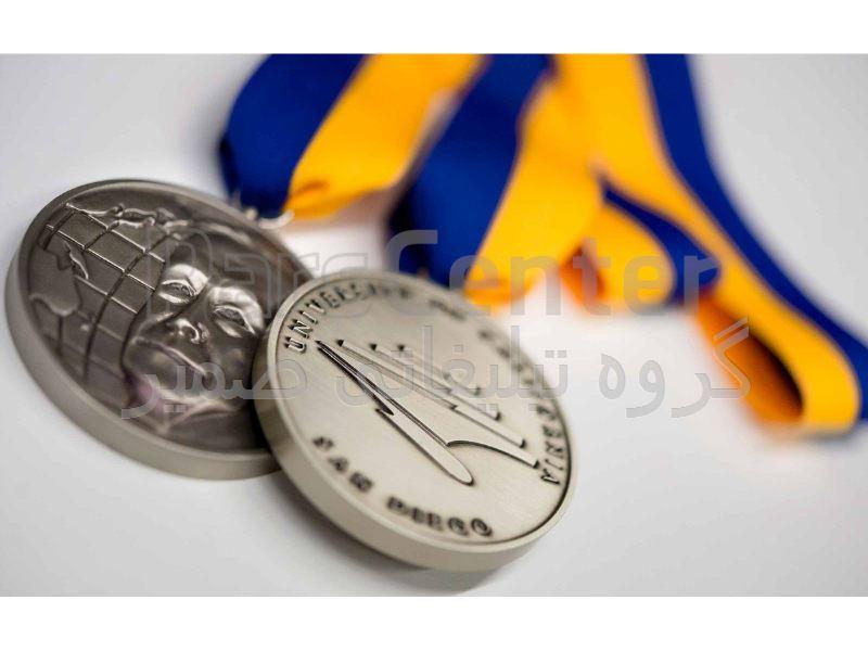 ساخت مدال های ورزشی و غیر ورزشی اختصاصی