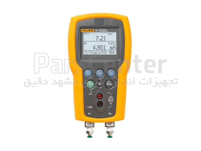 کالیبراتور فشار سری 1615-721 فلوک