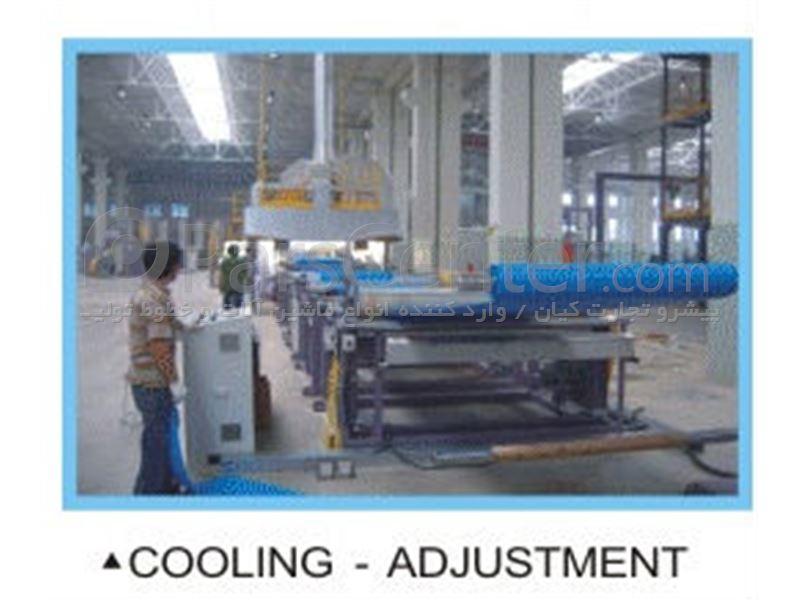 واردات ماشین آلات و خط تولید