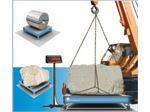 باسکول قله کش در ظرفیتهای 25 تن و 30 تن مناسب جهت معادن و سنگبریها
