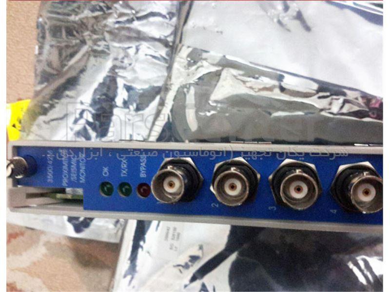فروش و تامین کارت مانیتورینگ ارتعاشات بنتلی نوادا Bently Nevada 4 Channel Proximitor/Seismic Monitor 3500/42M