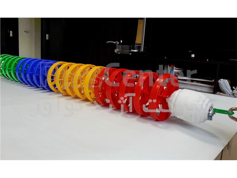 خط شنای آژندنوآور مدل المپیک