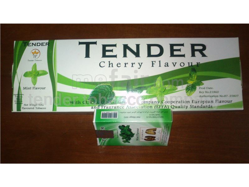 mint flavour tobacco