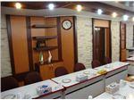 دکوراسیون اداری میز مدیریتی قفسه بندی و فایلینگ