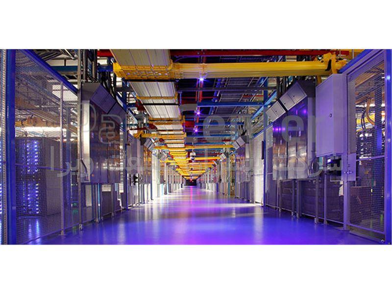 سامانه کنترل شرایط محیطی اتاق سرور