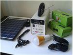 پکیج پرتابل خورشیدی با قابلیت پخش آهنگ