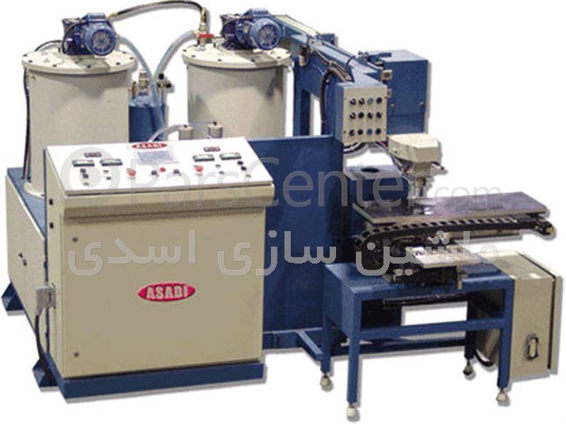 ماشین تولید فیلتر هوای ماشین