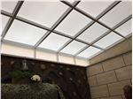 سقف پاسیو ( بلوار فردوس - سازمان برنامه شمالی )