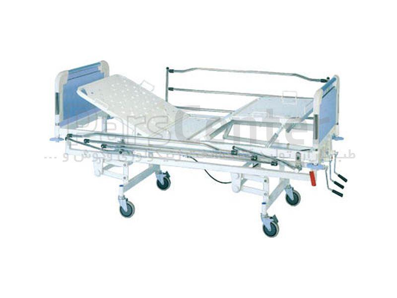 تخت روانپزشکی مدل RA شرکت طب کاران