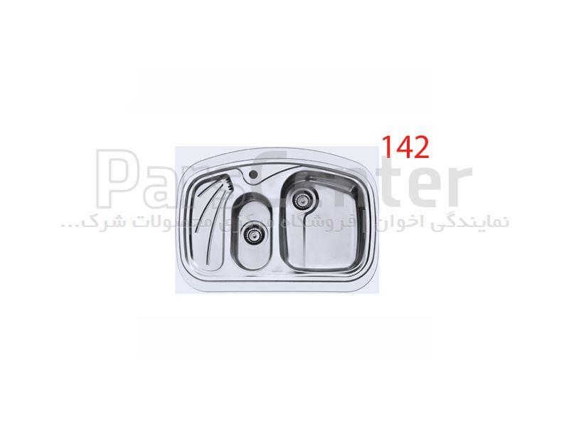 سینک روکار اخوان مدل 142