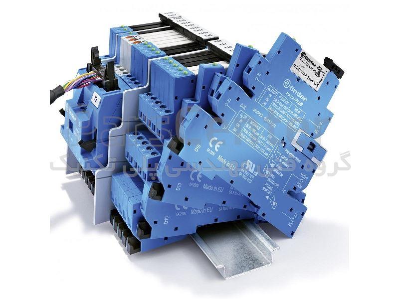 (رله plc  فیندر ) رله ماژول اینتر فیس فیندر مدل 39.11