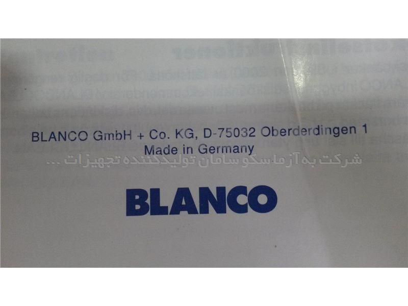 سینک دولگنه ضد اسید بلانکو آلمان به آزماسکوسامان