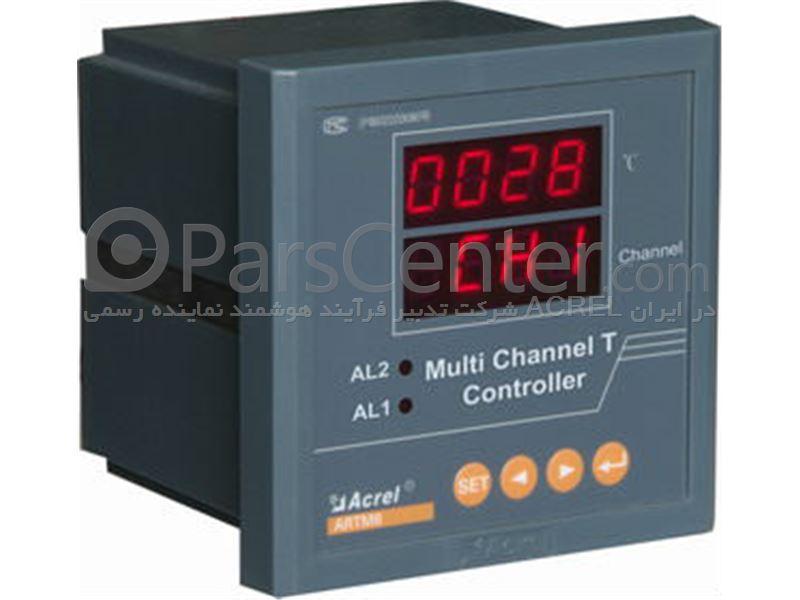 فروش انواع نمایشگر و کنترلر دما با ورودی سنسور PT100