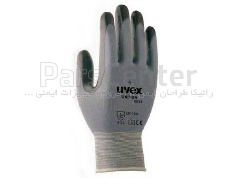 دستکش ایمنی ضد برش Uvex مدل unipur 6634
