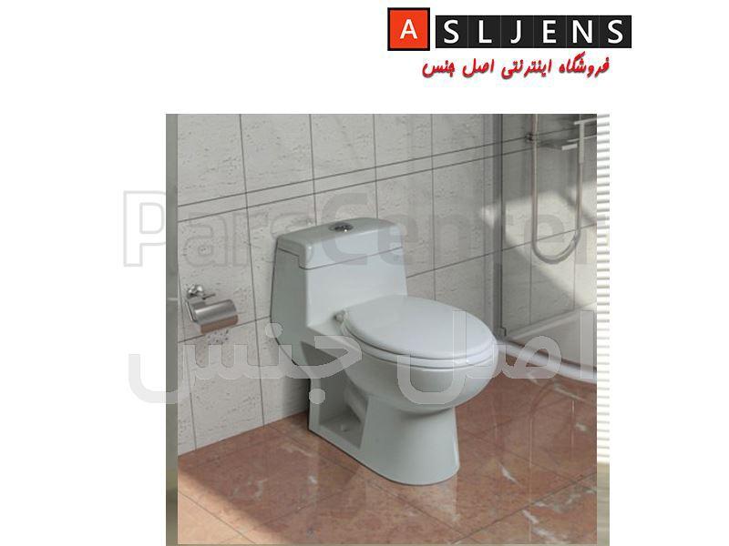 توالت فرنگی مدل ویکتوریا  گلسار