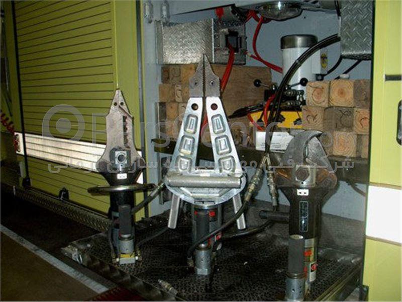 تعمیر و نگهداری تجهیزات هیدرولیکی امداد و نجات