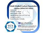 Multi-Walled Carbon Nanotubes-Amine (MWNTs-NH2, 99%, Diameter 40-60 nm, Short Length 1-2 μm)