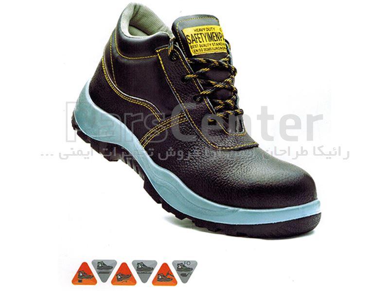 کفش ایمنی مدل Alpha (آلفا)